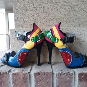 Anne Michelle heels, size 5.5